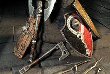 classics weapons
