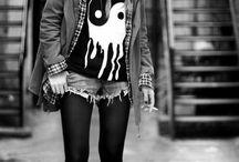 punker style