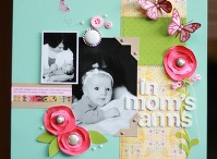 Scrapbooking and Card Marking / by Samantha Fortner