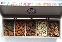 Premium Dry fruits box