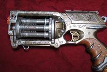 CAB#123 HOLY WATER GUN