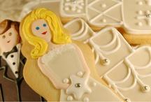 Wedding & Bridal Cookies
