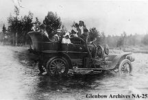 Transportation: Early Automobiles