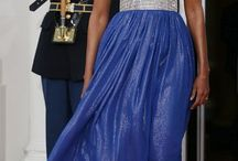 First Lady Michelle Obama stunning!!!!!!!!! / by Gail Terrell