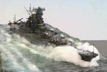Maquette navale