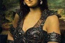 Monalisa...