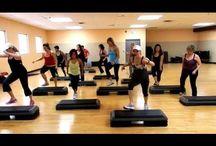Step aerobic / Motion