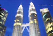 Malásia / Viajando pela Malásia