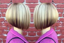 The Bob / Long, short, wavy... Bob hairstyle inspiration galore! Call 02920461191 to get the perfect haircut in Cardiff, Wales