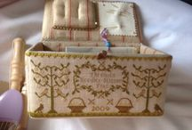 Cross stitch / by Jill Squires Chambliss