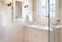 Bathrooms / by Aspen Moulden