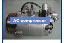 Sanden TRSE09 3753 4995 4920 ac compressor for Honda CRV/Acura