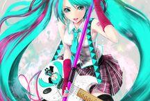 Anime / by Sam Rail