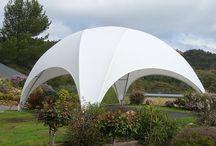 Crossover L (8,28 x 8,28 meter) / De hexadome tent wordt ook wel een crossover tent genoemd, afhankelijk van het formaat van de tent. In ons assortiment vindt u zowel crossover tenten als hexadome tenten in verschillende formaten. Zo vindt u gegarandeerd de crossover tent die het beste bij uw evenement of gelegenheid past.