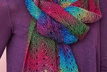 Scarves, gloves and other accessories