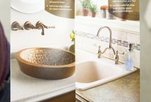 Countertops / by Kay Holsted