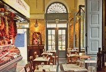 Greek traditional taverns