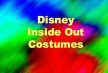 Disney Inside Out Costume Ideas