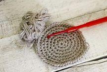 HANDMADE / Crochet / by Mummy@ Home