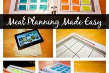 menu planning / by Samantha Reid