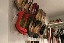sapatos guardar