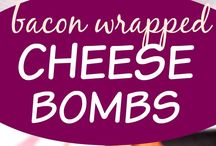 Cheese recipe Ideas for our Borden Cheese Party