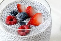 Chia pudding ideas