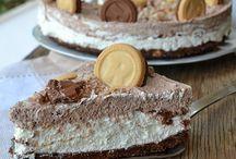Cheesecake-torte fredde