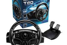 Racing Wheels / Accessori per videogiochi di guida