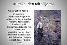 Suomen taidehistoria