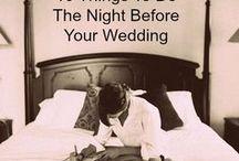 Wedding- Timescales