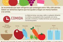 Comidas saludables
