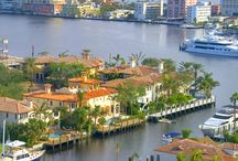 Fort Lauderdale, Florida / Crewfinders International is located year round in Fort Lauderdale, Florida. Fort Lauderdale is an international center for yachting as a gateway to The Bahamas, the Caribbean and the USA.