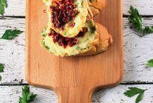 Alimentos - Brusquetas