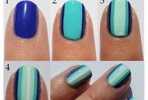 Nail Art Tutorials / Learn how to create beautiful Nail Art by easy Tutorials.