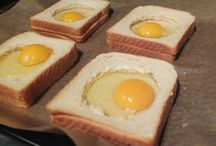 Toast, Ei