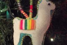 Hand Crafted Christmas / by Ann Cavanaugh