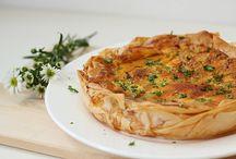 Foodconcept / Gezonde lunchsnacks geïnspireerd op de Voedselzandloper