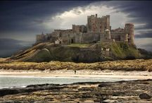 Bamburgh Castle in Northumberland / Enjoy a great day out at Bamburgh Castle. Explore 14 public areas, learn more about the castle from friendly knowledgeable guides and new audio tour. Watch history being uncovered during live archaeological excavations. Refreshments are available in the Clock Tower Tea Rooms.  Contact Alnwick Tourist Information Centre on Tel: +44 01665 511333 or email alnwick.tic@northumberland.gov.uk for discounted tickets