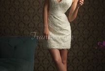 Coctail lace dresses