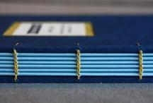Open spine binding