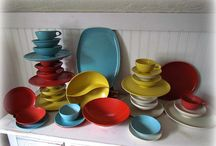 dishes - platters - trays -  / by Sharon Stokes