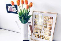 Złote Plakaty w Waszych wnętrzach