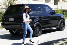 Celebrities & their Land Rovers, Range Rovers / A collection of #celebrities and their beloved Land Rovers or Range Rover. / by Land Rover Flatirons