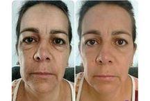 rosto e corpo