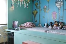 kids rooms / by Marissa {RowdyRunts.Etsy.com}