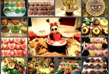 All the cupcake's I have created