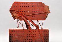 Deconstructivism / Lebbeus Woods, Stefan davidovici, Jenő Kapy, Frank Ghery  ...
