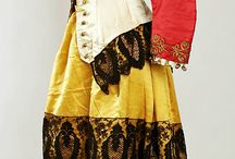 fancy dress history