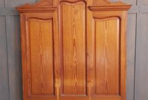 Panelling, Screens and Fronts